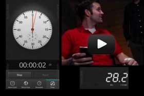 BlackBerry 10: Jeff Gadway nos enseña un video de  BlackBerry Flow en plena acción 1
