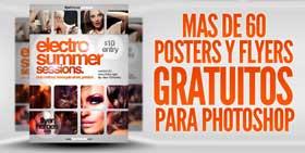 posters y flyers gratis