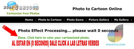 fotos a caricaturas gratis
