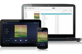 Nuevo servicio de Google que permite a los músicos crear sus páginas en Google Play 0