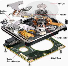 Por qué los discos duros se dañan al abrirlos 1