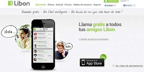 Una nueva Aplicación para iPhone de llamadas gratuitas 1