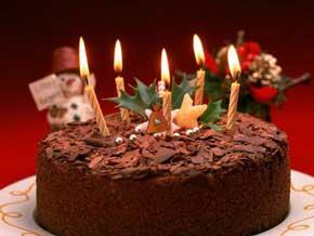 Sabes por que se celebran los cumpleaños con pastel ? 0