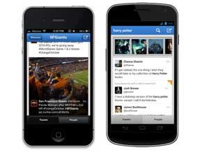 Twitter actualiza su app móvil para iOS y Android con varios cambios interesantes 0