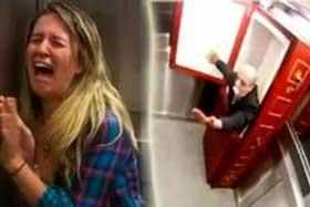 ascensor del terror