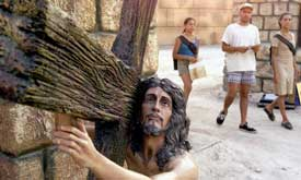 ley de no crer en jesus