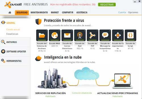 Photo of Avast 2013 en su ultima versión ( 8)  gratis  descárgala aquí, características y análisis