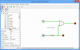 Aprender, simular y hacer test de circuitos digitales, con este programa gratis  3