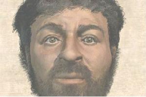 El rostro de Jesucristo y el de otros personajes históricos en 3D 2
