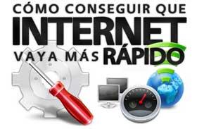 mas.rapido.internet Cómo mejorar tu conexión a la red y tener el internet mas rápido
