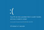 DPC_WATCHDOG_VIOLATION Pantalla azul Windows 8 solución 6