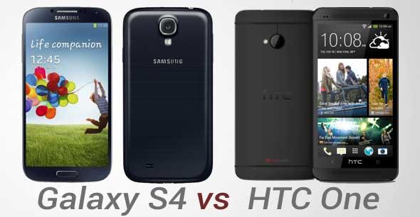 Photo of Prueba de rendimiento Samsung Galaxy S4 vs HTC One