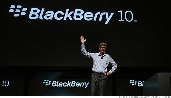 Photo of Actualizaciones de Twitter y LinkedIn para los smartphones BlackBerry 10 disponibles