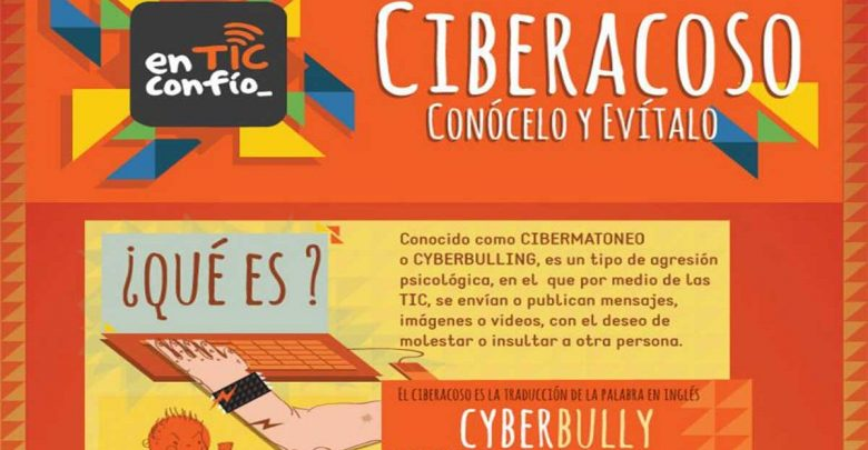 Photo of El Ciberacoso. Que es? y no seas cómplice. + Infografía