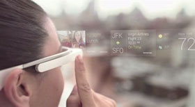 Vea en video como funcionan las gafas de Google Glass