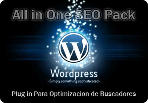 Guía SEO para WordPress All In One SEO Pack de Tutorial 2