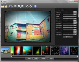 Buen programa gratis para aplicar efectos y filtros a nuestras fotos valido para Windows, Linux, Mac 3