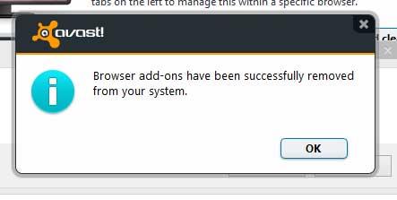 Cómo eliminar las molestas barras del navegador  1