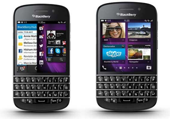 Photo of El nuevo BlackBerry Q10 ya está disponible en España