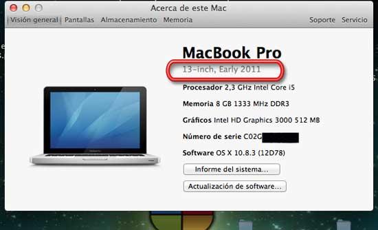 version-de-mac-apple-modelo