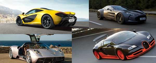 Photo of Los 10 vehículos más costosos del mundo