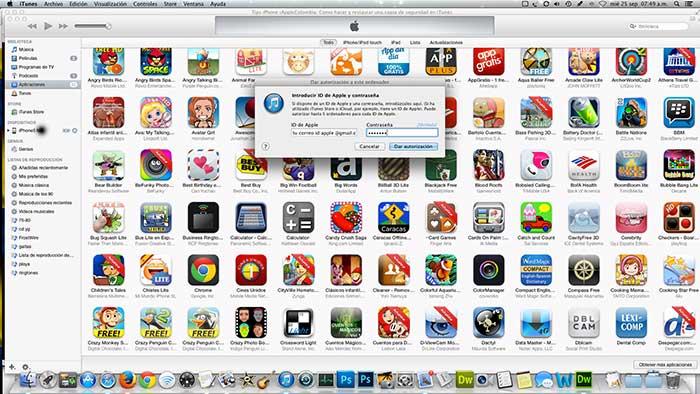 hacer copia y restaurar iphone o ipad