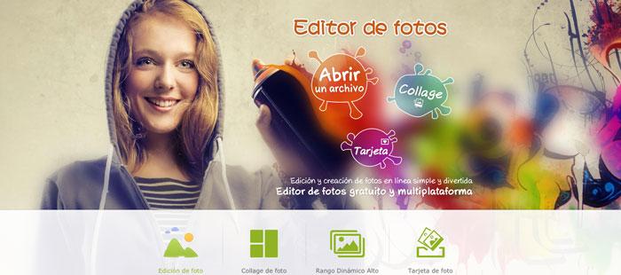Excelente aplicación para editar fotos y hacer efectos gratis: FOTOR 1