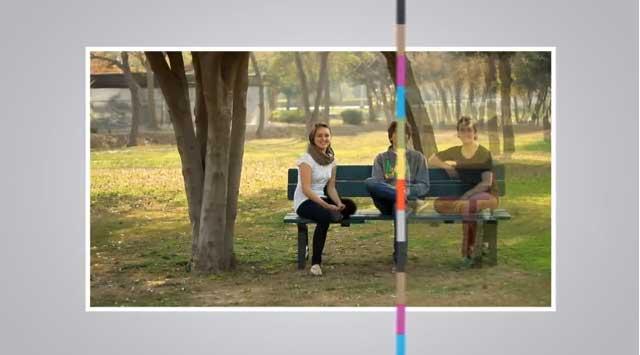 Groopic una APP te permite tomar una foto en grupo y luego aparecer en ella