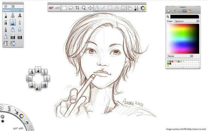 3 programas gratis para dibujar en windows diginota for Programas de dibujo de cocinas gratis