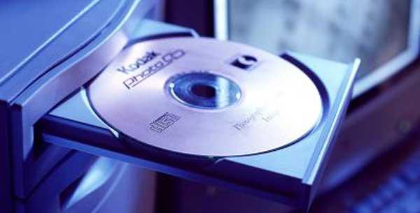 reparar la unidad de DVD/CD