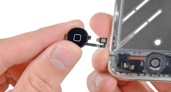 Cómo reparar el Boton de inicio o Home de un iPhone