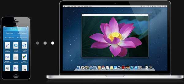 Cómo conectar sin cables tu iPhone con tu iMac