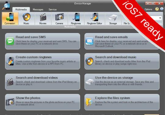 La herramienta perfecta para gestionar tu iPhone o iPad: iDevice Manager