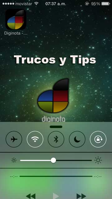 trucos iphone ios7