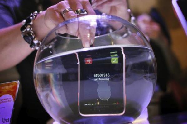 Los mejores teléfonos resistentes al agua