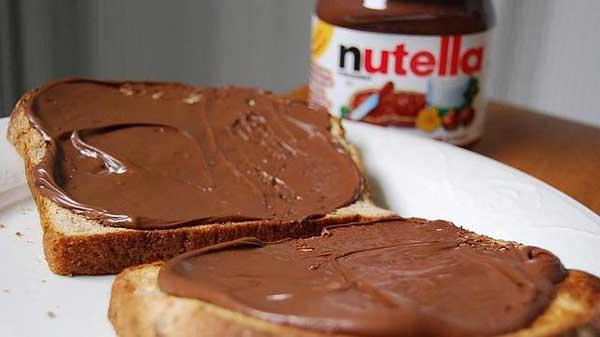 Nutella el origen