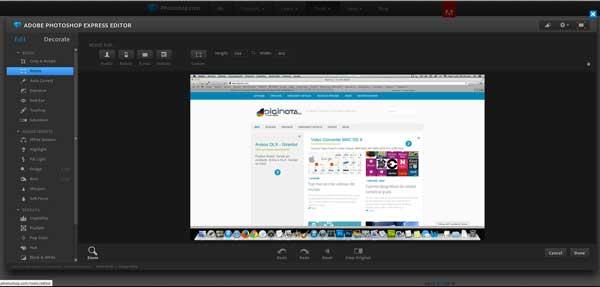 Editar imágenes online gratis diginota