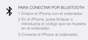 iphone moden blutooh