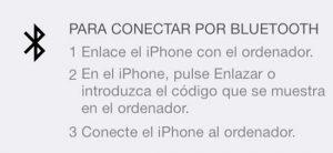iphone moden blutooh