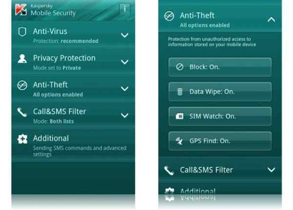 kaspersky-android