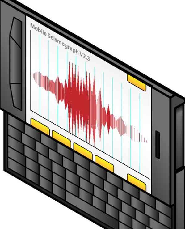 Una APP alertará sobre terremotos con antelación