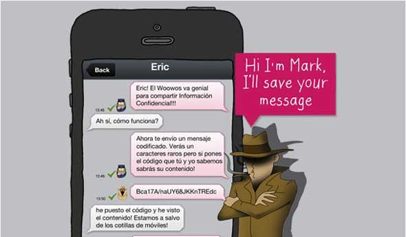 Una APP para mejorar la privacidad en WhatsApp