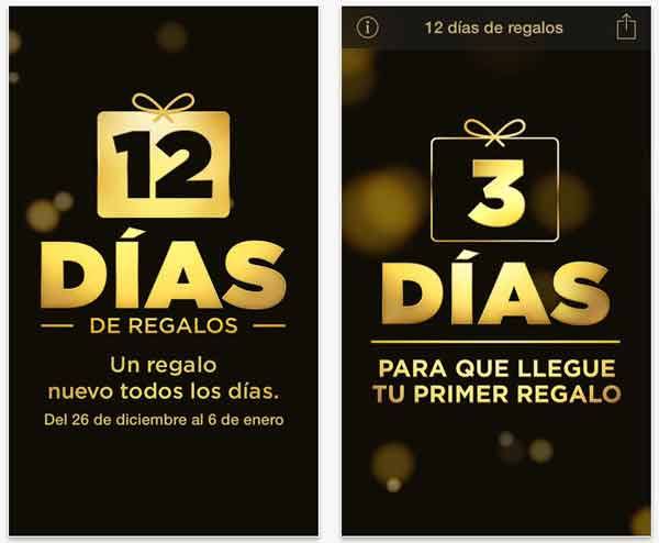 Apple te regala 12 dias de APP gratis para tu iPhone o iPad