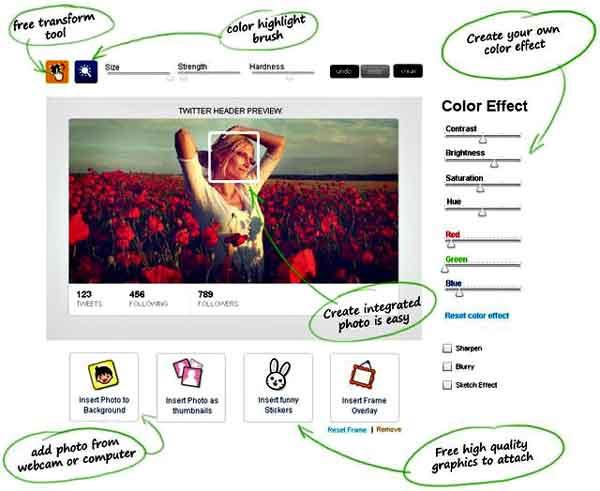 Herramienta que te ayuda a diseñar tus portadas de Twitter
