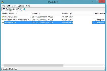 Como hacer para sacar o recuperar el serial de Windows 8.1 o 8  si la pierdes
