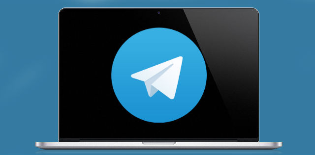 telegram desde tablet o pc