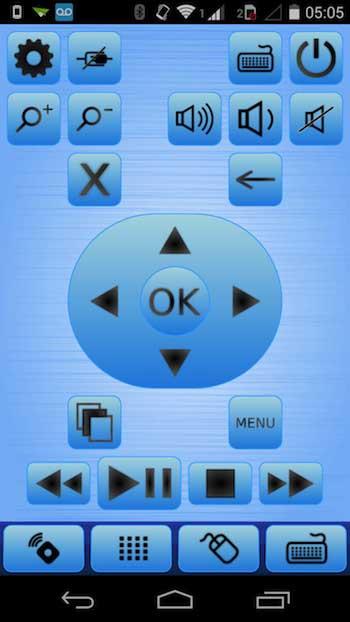 Como usar un Android para controlar una PC, LINUX o MAC
