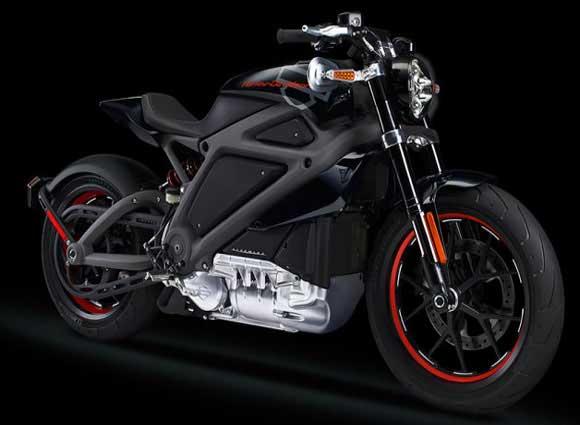 Harley Davidson inicia las pruebas de su motocicleta eléctrica