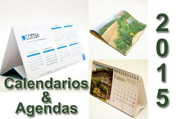Photo of Plantillas de Calendarios y Agenda 2015