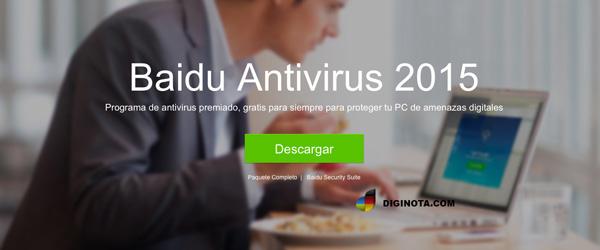 Un buen antivirus gratis, en español, rápido y sin complicaciones